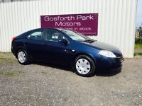 Nissan Primera 1.8 S *Low Miles *Service History *Only £599