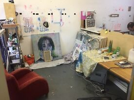 Studio Space Available in Central Dalston, amazing location, great people, cheap
