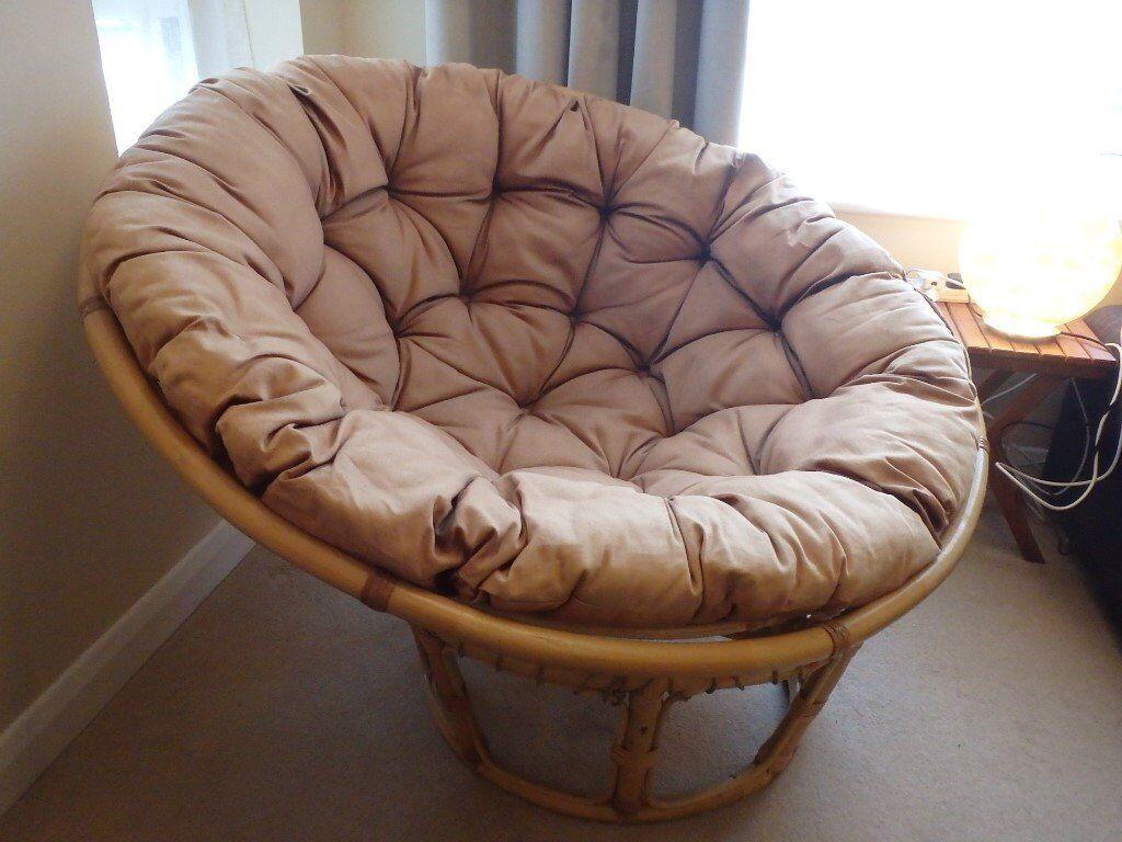 Papasan Chair Light Brown In Seaford East Sussex Gumtree