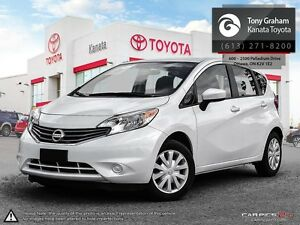 2015 Nissan Versa Note 1.6 S AC+Pwr Group+Cruise
