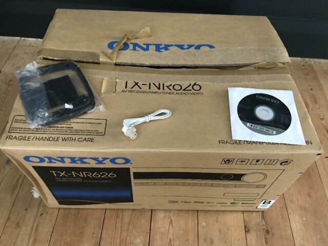 Onkyo TX-NR626 AV Amplifier with Bluetooth and Spotify  | in Clifton,  Bristol | Gumtree