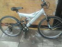 Shockwave full susp bike