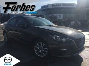 2014 Mazda MAZDA3 SPORT GS-SKY Manual, Heated Seats