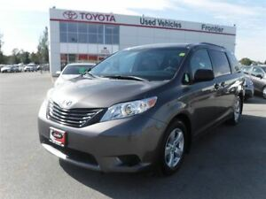 2016 Toyota Sienna LE 8 Passenger TOYOTA CERTIFIED PRE OWNED