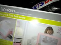 Girls bed guard