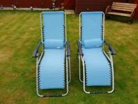 Sundown garden patio chairs
