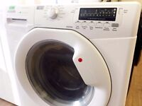 HOOVER - White , 8KG + 5KG, 1400, Sensor Dry WASHER DRYER + 3 Months Guarantee + FREE LOCAL DELIVERY