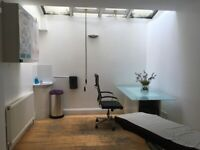 Therapy / Treatment rooms in West Hampstead - £14/h, £65/d, £1400/m