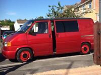 Vw T4 6 seater camper/dayvan