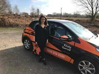 Fully Qualified Female Driving Instructor