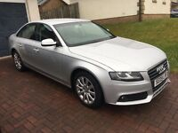 Audi A4 TDI SE + Exec package Full service history