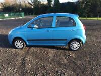 CHEVROLET MATIZ 2007 1.0 72K MILES 1 YEARS MOT LOW INSURANCE DRIVES LOVELY