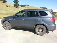 2007 Hyundai Santa Fe 3.3 L AWD