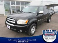 2006 Toyota Tundra V8, Double Cab, TRD SR5, Trade-in