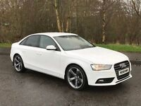 2013 AUDI A4 TDI WITH BLACK EDITION STYLING****FINANCE AVAILALBE