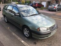TOYOTA AVENSIS ESTATE 1.8 ***LONG MOT***