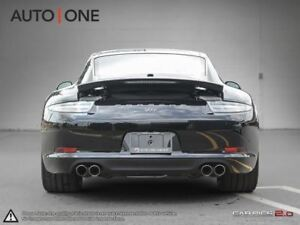 2016 Porsche 911 CARRERA | BLACK EDITION | EXTENSIVE OPTIONS