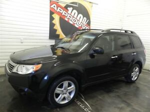 2010 Subaru Forester 2.5 XT Limited, Navigation