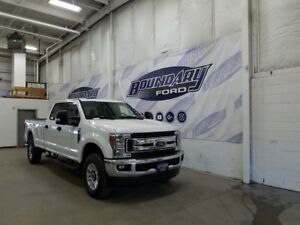 2018 Ford Super Duty F-350 SRW SuperCrew XLT 6.2L V8