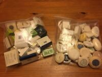 Collection of mini soaps from all over the world - 59 of them - all new!