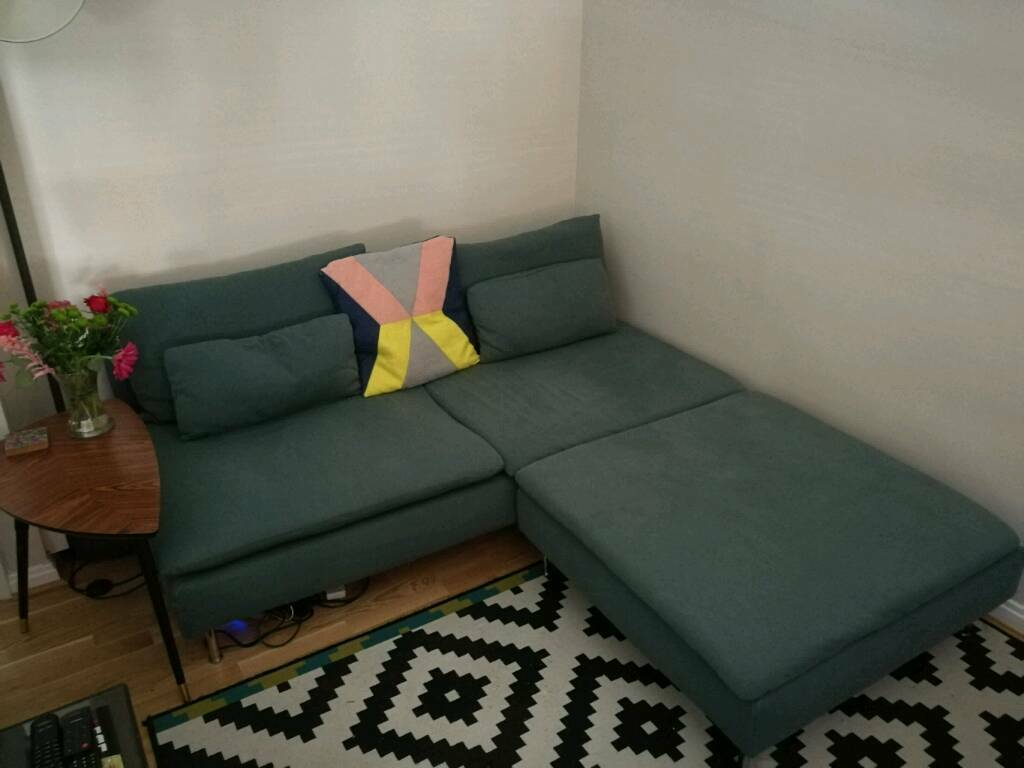Ikea Soderhamn Sofa Amp Footstool In Finsbury Park London