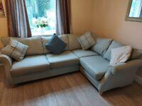 Corner sofa,was £1300 new