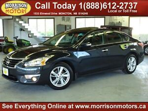 2013 Nissan Altima 2.5 SL, Navi, Leather LOADED!