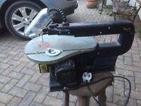 SCROLL SAW AS NEW