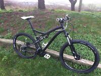 TITUS FTM Moto Carbon Mountain Bike, RRP £4000+ Xc Train Enduro full suspension