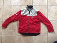 Trials motorcycle clothing jacket