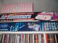 AIR SLAMMERS ELECTRONIC BOARD GAME