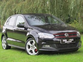 volkswagen polo GTI late 2010 dsg full service history long mot in excellent condition