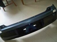 VAUXHALL CORSA SXi 1.2 00/06 3 DOOR REAR BUMPER IN BLACK GM99116147 / 468348511