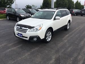 2014 Subaru Outback 2.5i Limited Package Limited Model!