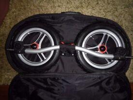 Micralite All Terrain Front Wheel Kit - Toro & Fastfold