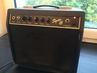 Squier 15 by Fender Practice Amp