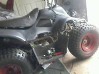 110 quad semi auto spares/repairs