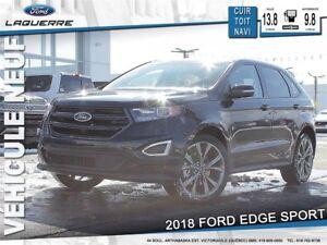 2018 Ford Edge Sport LF