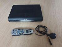 Sky Plus HD Box & Remote + Perfect Condition