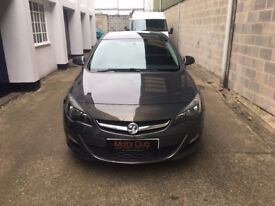 62 PLATE - 2012 - Vauxhall Astra 1.3 CDTi ecoFLEX 16v Exclusiv 5dr