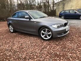 IMMACULATE 2010 BMW 118D 2.0 - 6 SPEED GEARBOX - 12 MONTHS WARRANTY + FRESH SERVICE -£30 ROAD TAX