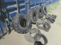 Solideal Nylon Heavy duty tyres