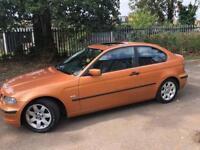BMW 316 ti low miles