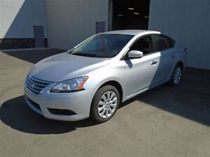 2015 Nissan Sentra S Automatic