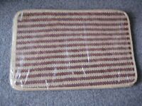 Set of 6 Cane Work Table Mats for £3.00 and Two Wipe Clean Plastic Table Mats for £2.00