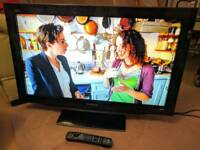 """Panasonic 37"""" Inch 37"""" TV with built-in Freeview - Can deliver locally"""