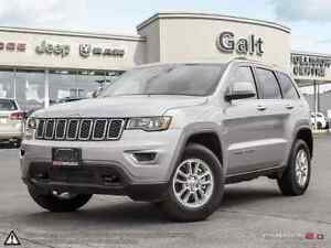 2018 Jeep Grand Cherokee LAREDO 4X4 DEMO | OFF RD GRP 1 SUNROOF