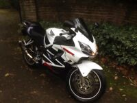 CBR 600 F Sport 2002 - Excellent Condition and Low Mileage