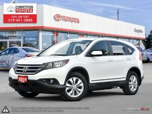 2014 Honda CR-V EX One Owner, No Accidents
