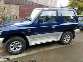 Mitsubishi Shogun £2200